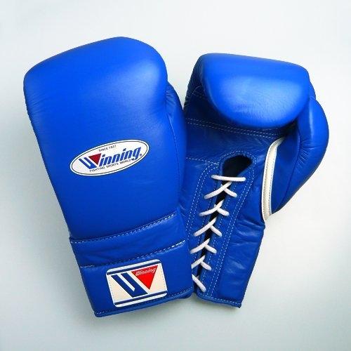 Gants de boxe winning aider les gants a mieux choisir des gants winning g - Gant de boxe a lacet ...